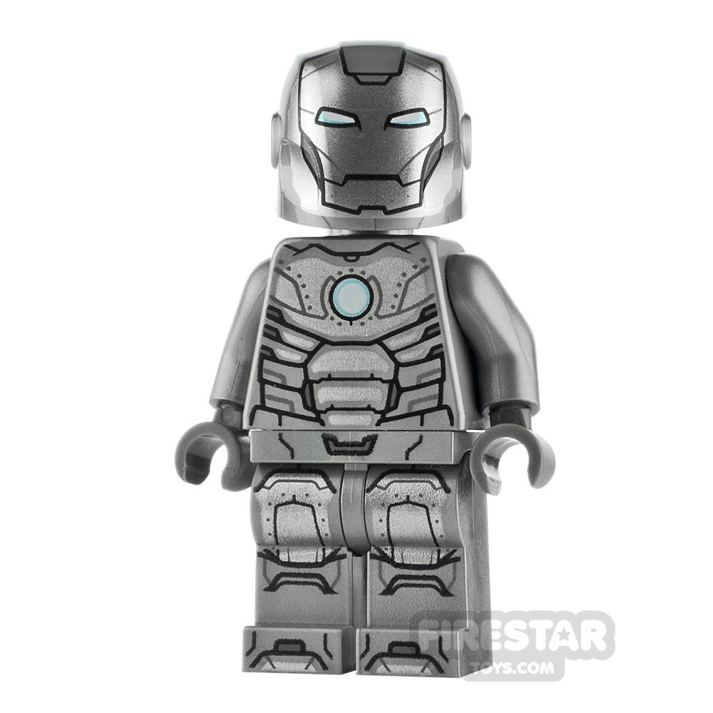 LEGO Super Heroes Minifigure Iron Man Mark 2 Armour