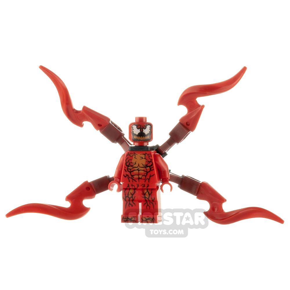 LEGO Super Heroes Minifigure Carnage