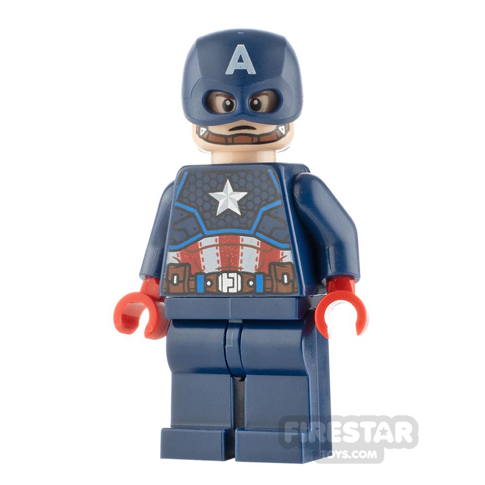 LEGO Super Heroes Minifigure Captain America Chin Strap