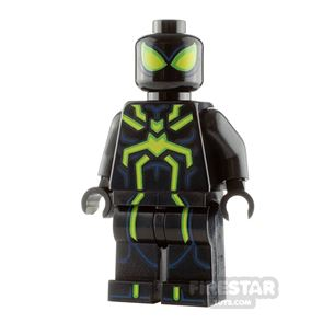 LEGO Super Heroes Minifigure Spider-Man Stealth Big Time Suit