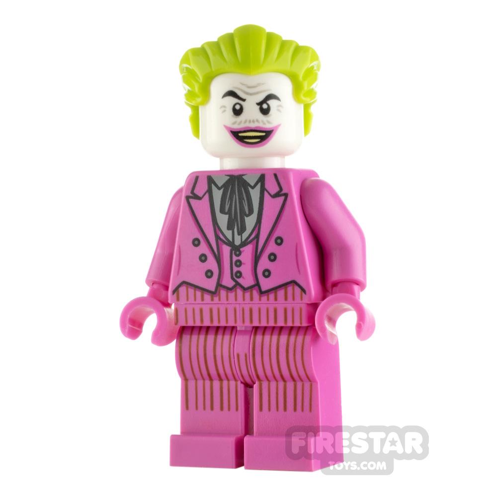 LEGO Super Heroes Minifigure The Joker Classic TV Series