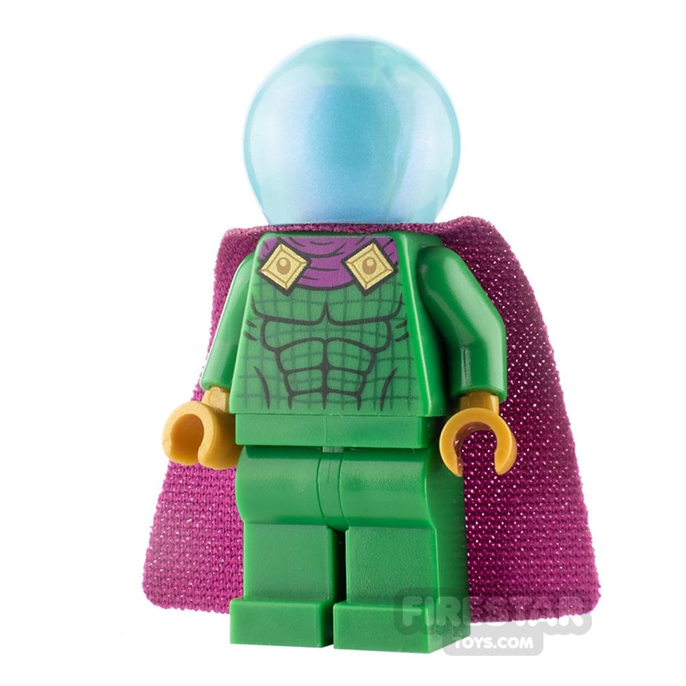 LEGO Super Heroes Minifigure Mysterio Double Hole Cape