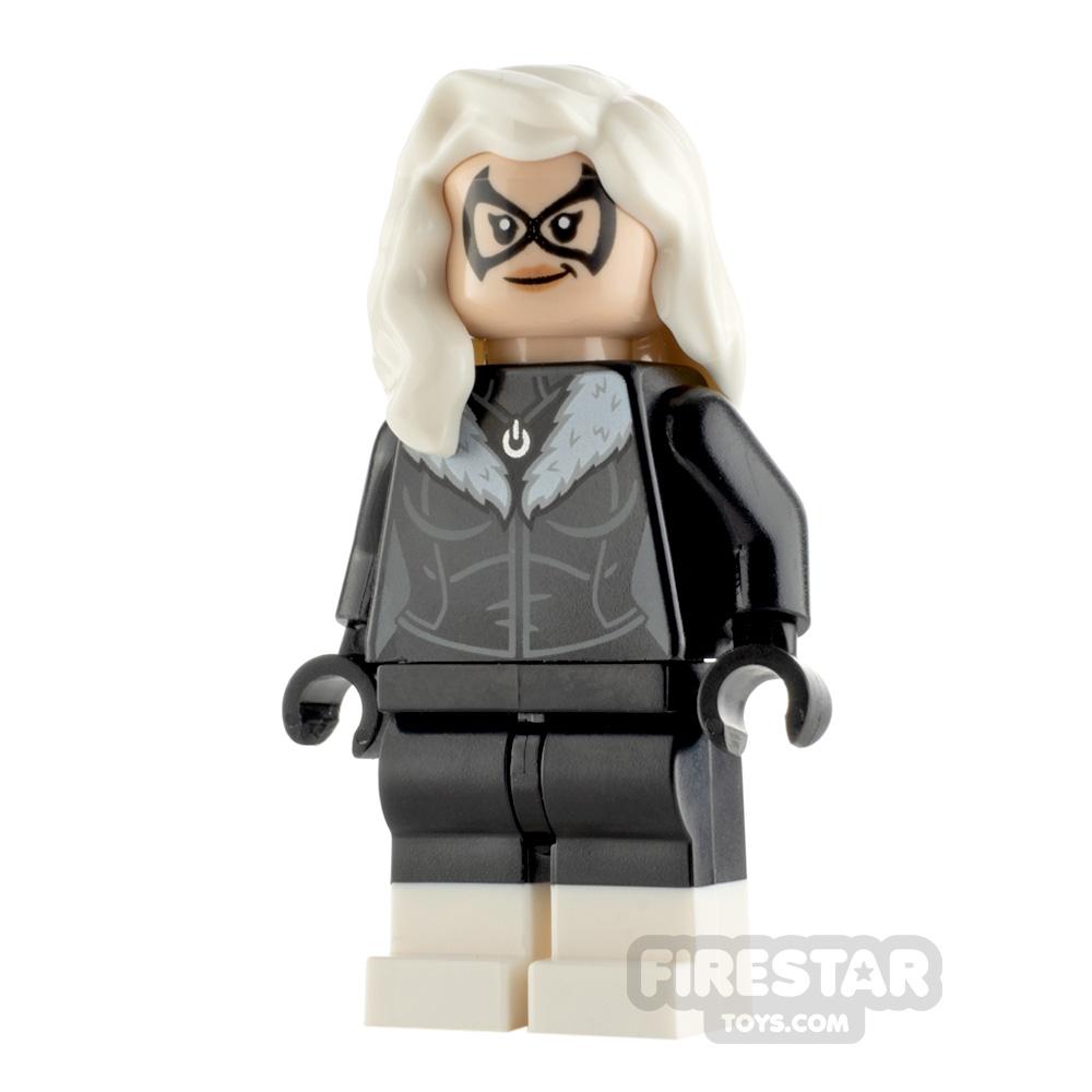LEGO Super Heroes Minifigure Black Cat