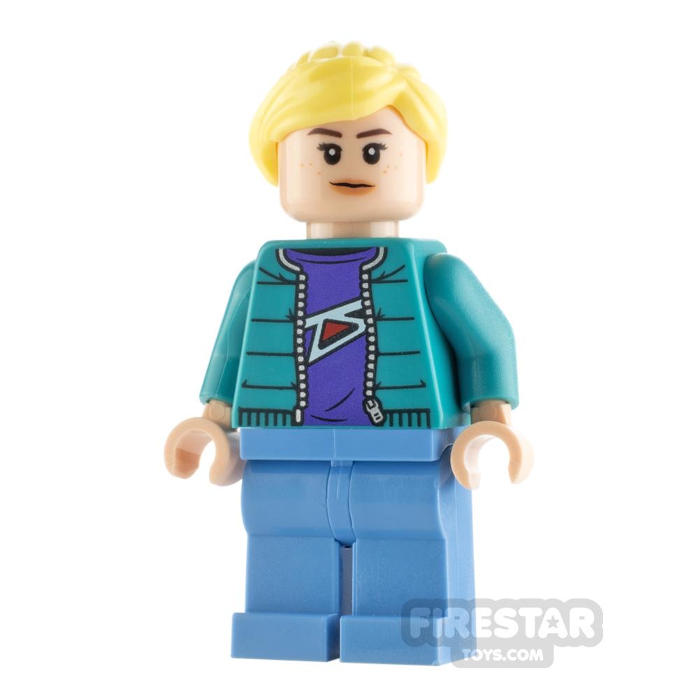 LEGO Super Heroes Minifigure Gwen Stacy