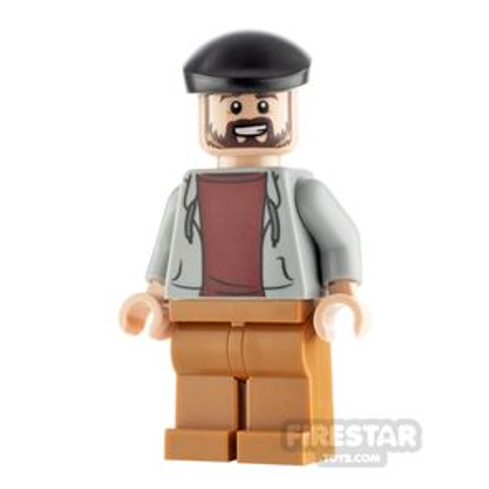 LEGO Super Heroes Minifigure Bernie the Cab Driver