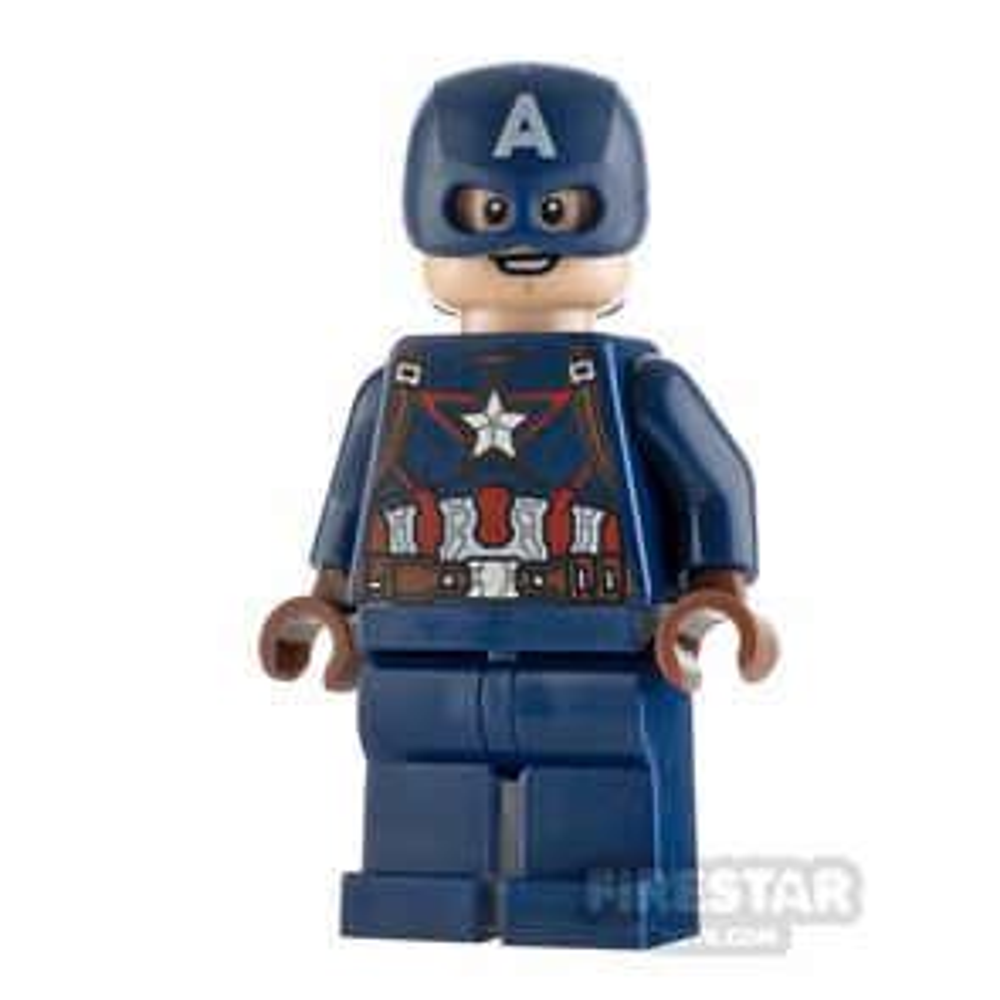 LEGO Super Heroes Minifigure Captain America