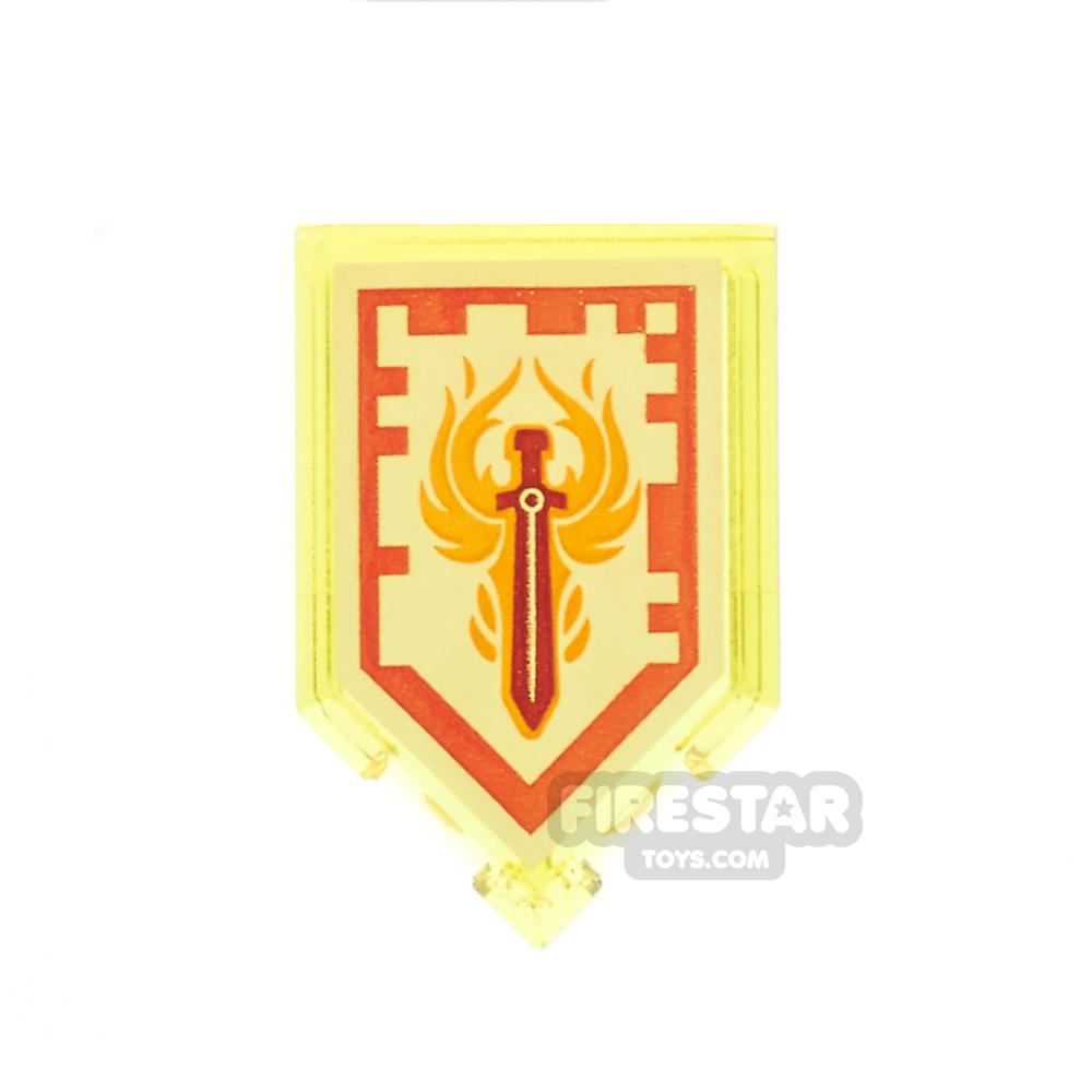 LEGO - Nexo Power Shield - Phoenix Blaze