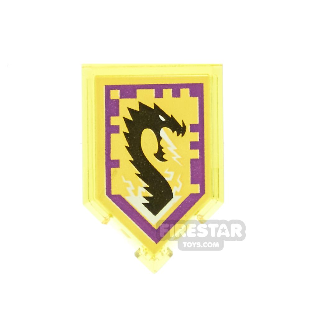 LEGO - Nexo Power Shield - Storm Dragon