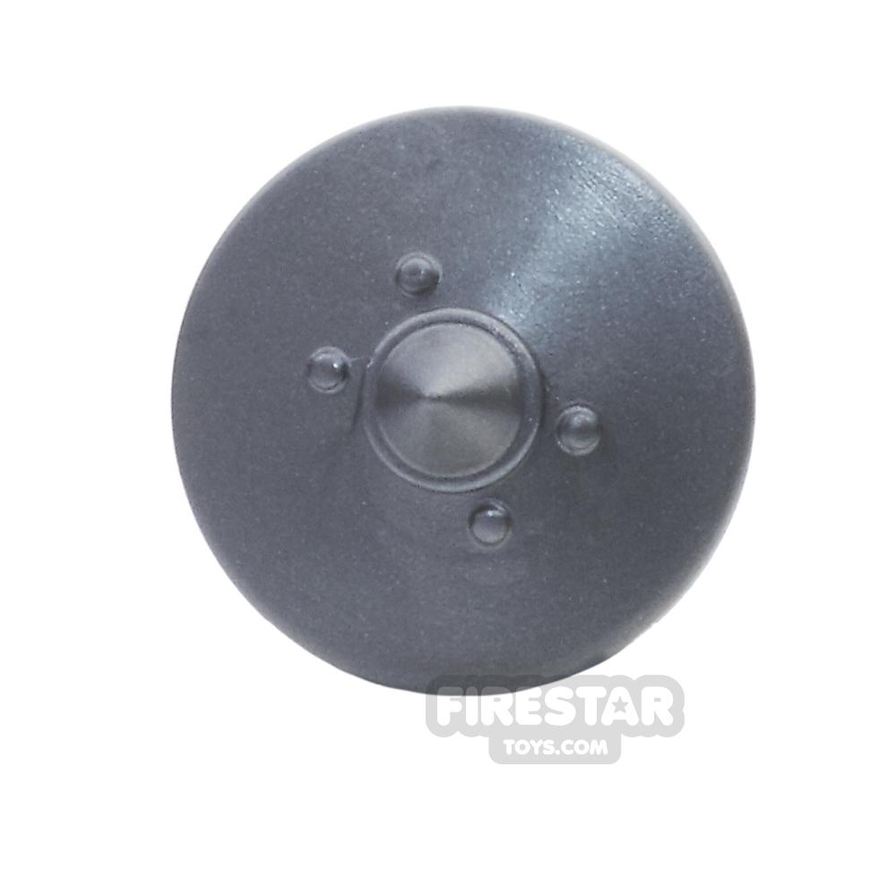 BrickWarriors - Thrall Shield - Steel