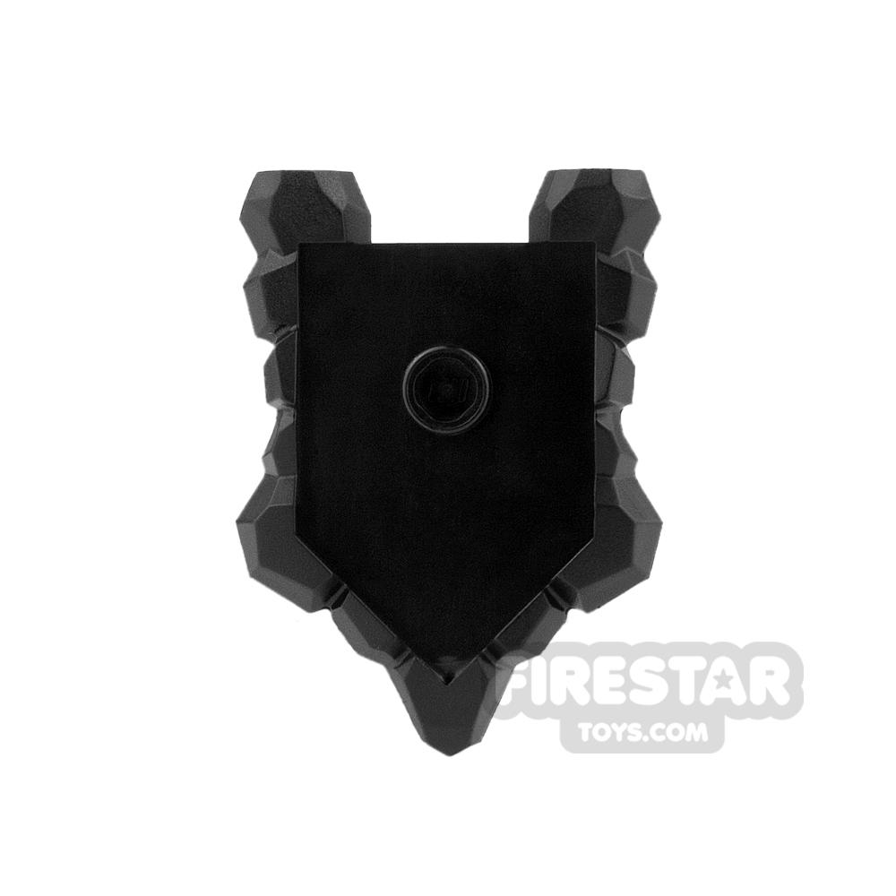 LEGO - Nexo Pentagonal  Shield - Black