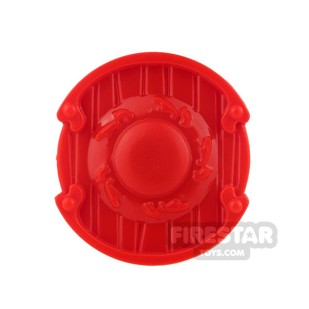 BrickTW - Fighting Shield - Red