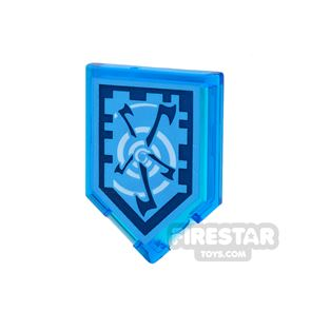 LEGO - Nexo Power Shield - Whirl Wind