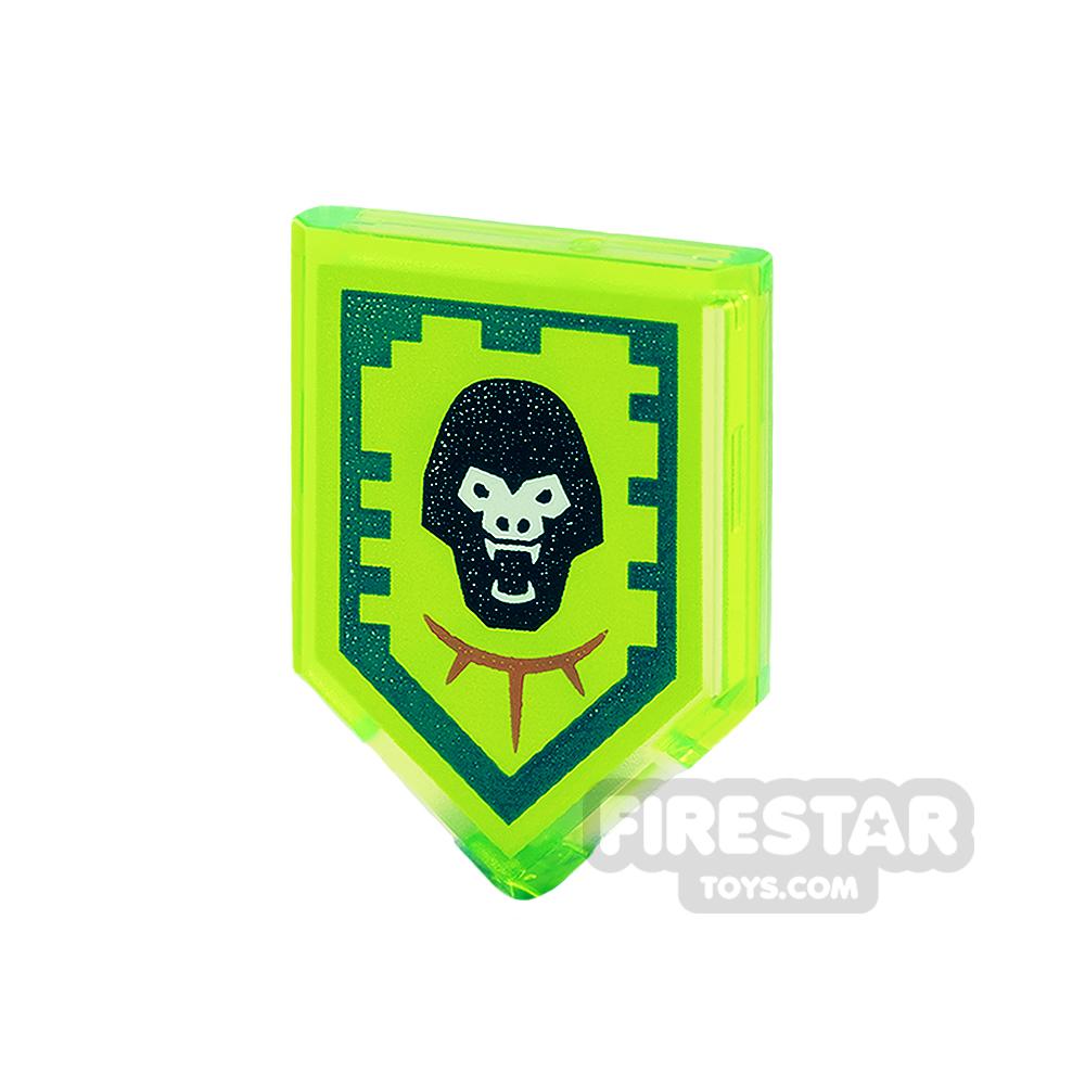 LEGO - Nexo Power Shield - Gorilla Roar