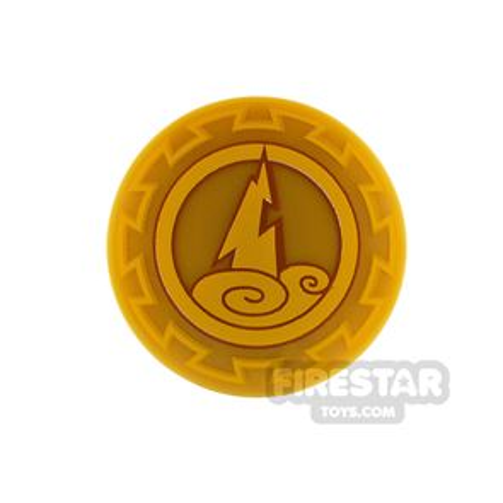 LEGO Shield Lightning Bolt