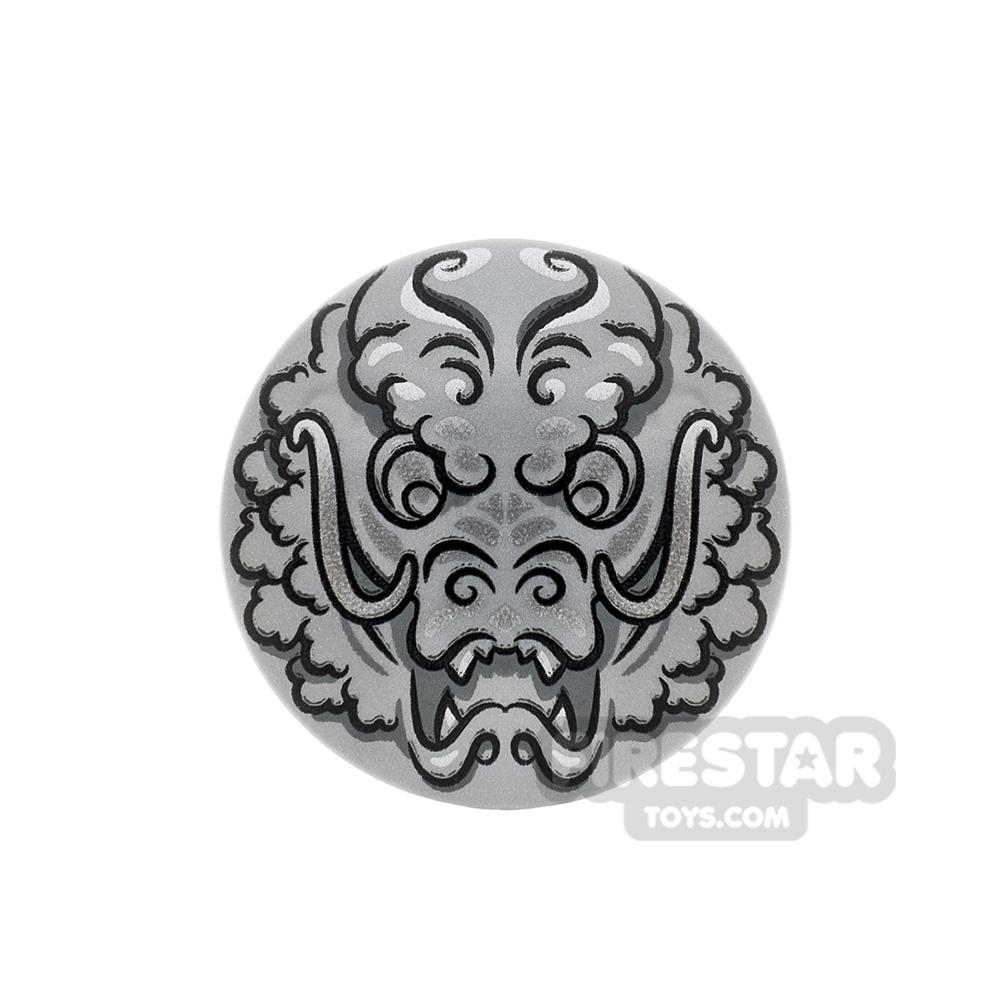 LEGO Shield Dragon Head