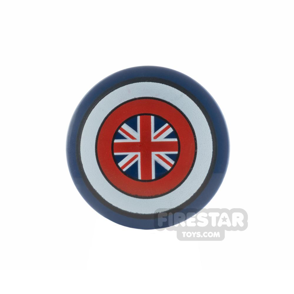 LEGO Captain Carter Shield