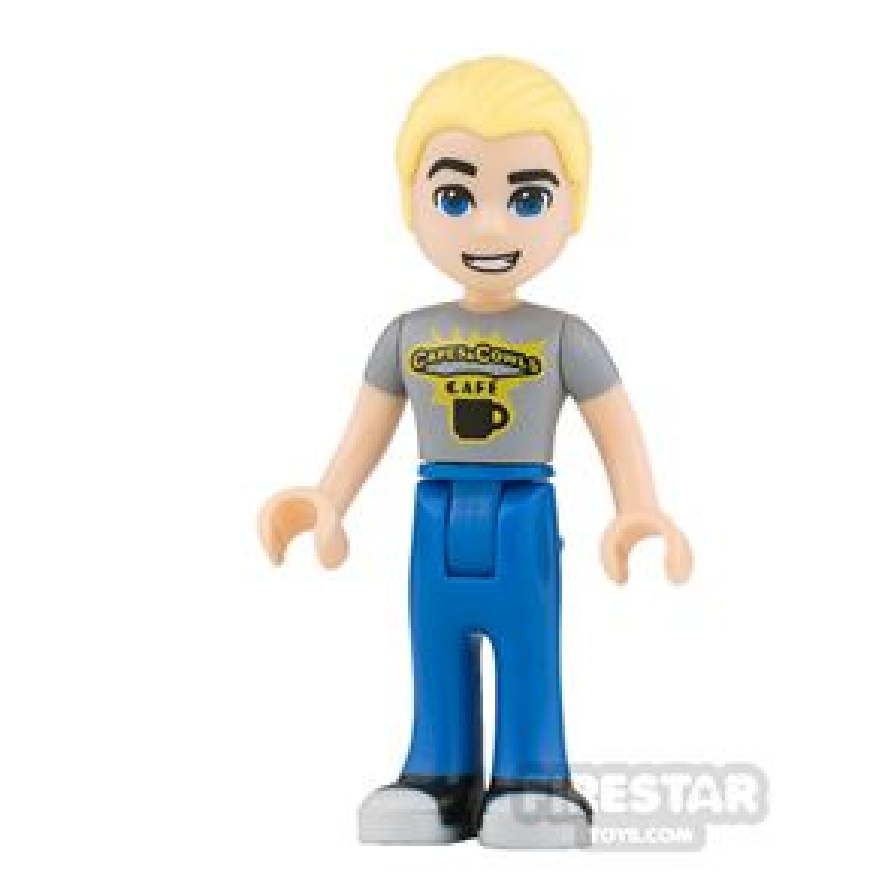 LEGO DC Super Hero Girls Mini Figure - Steve Trevor