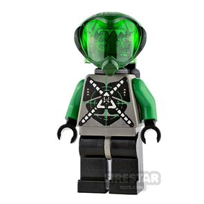 LEGO Space - Insectoids - Green Verniers