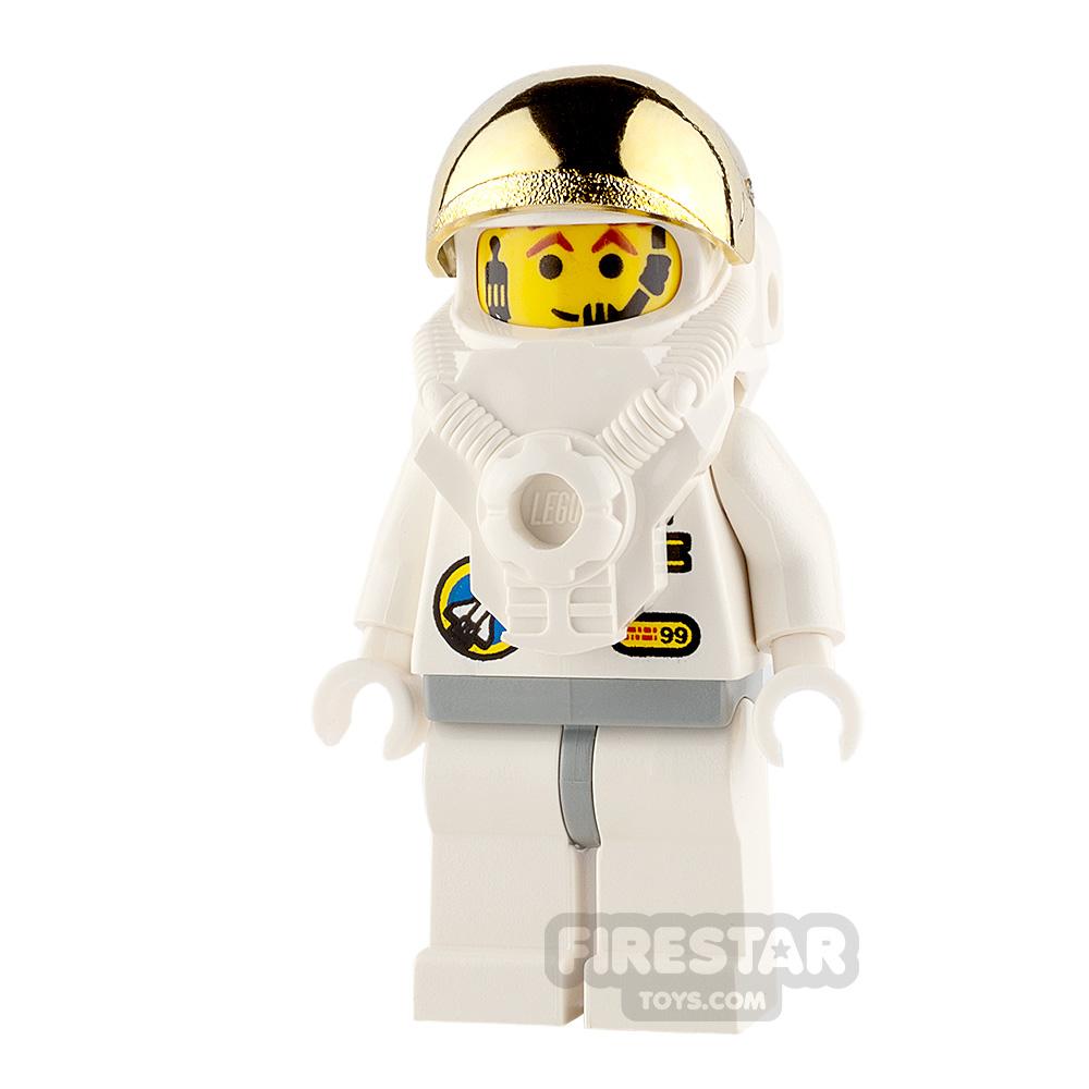 LEGO Space Port - Astronaut C1 - Breathing Apparatus