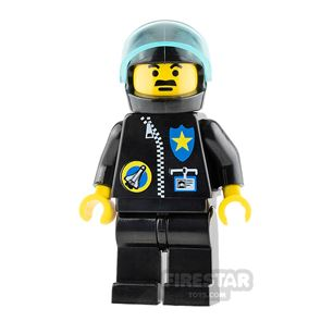 LEGO Space Port Security