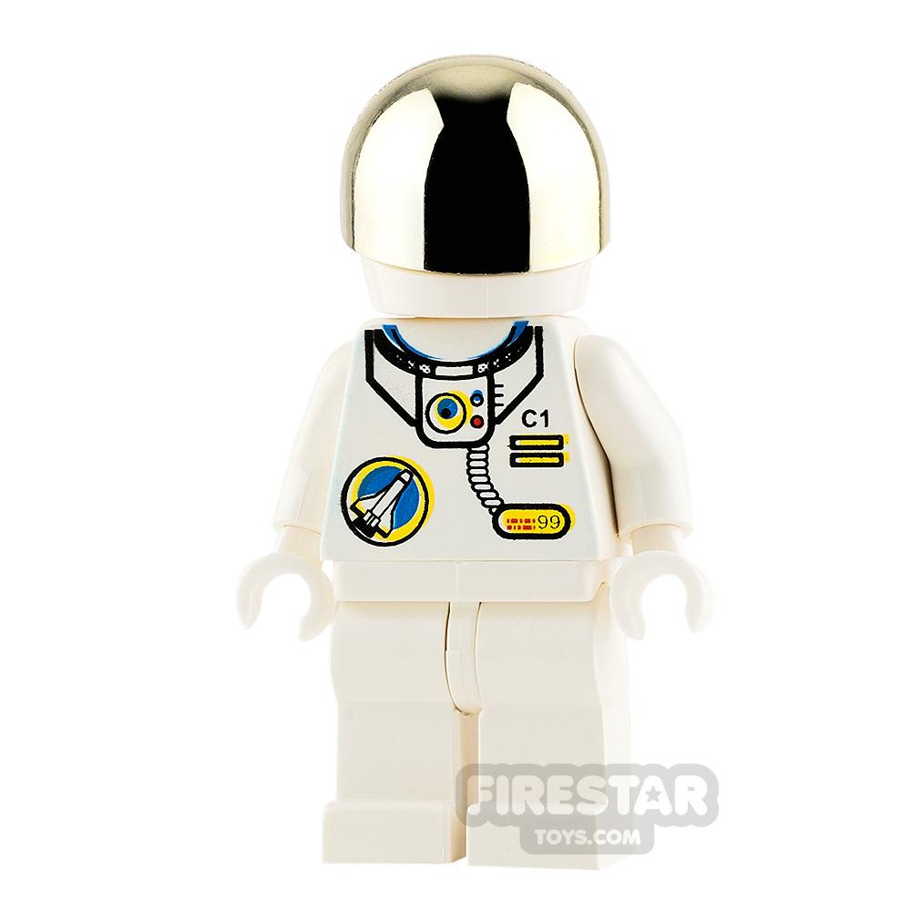 LEGO Space Port Astronaut C1
