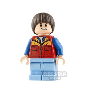 LEGO Stranger Things Minifigure Will Byers