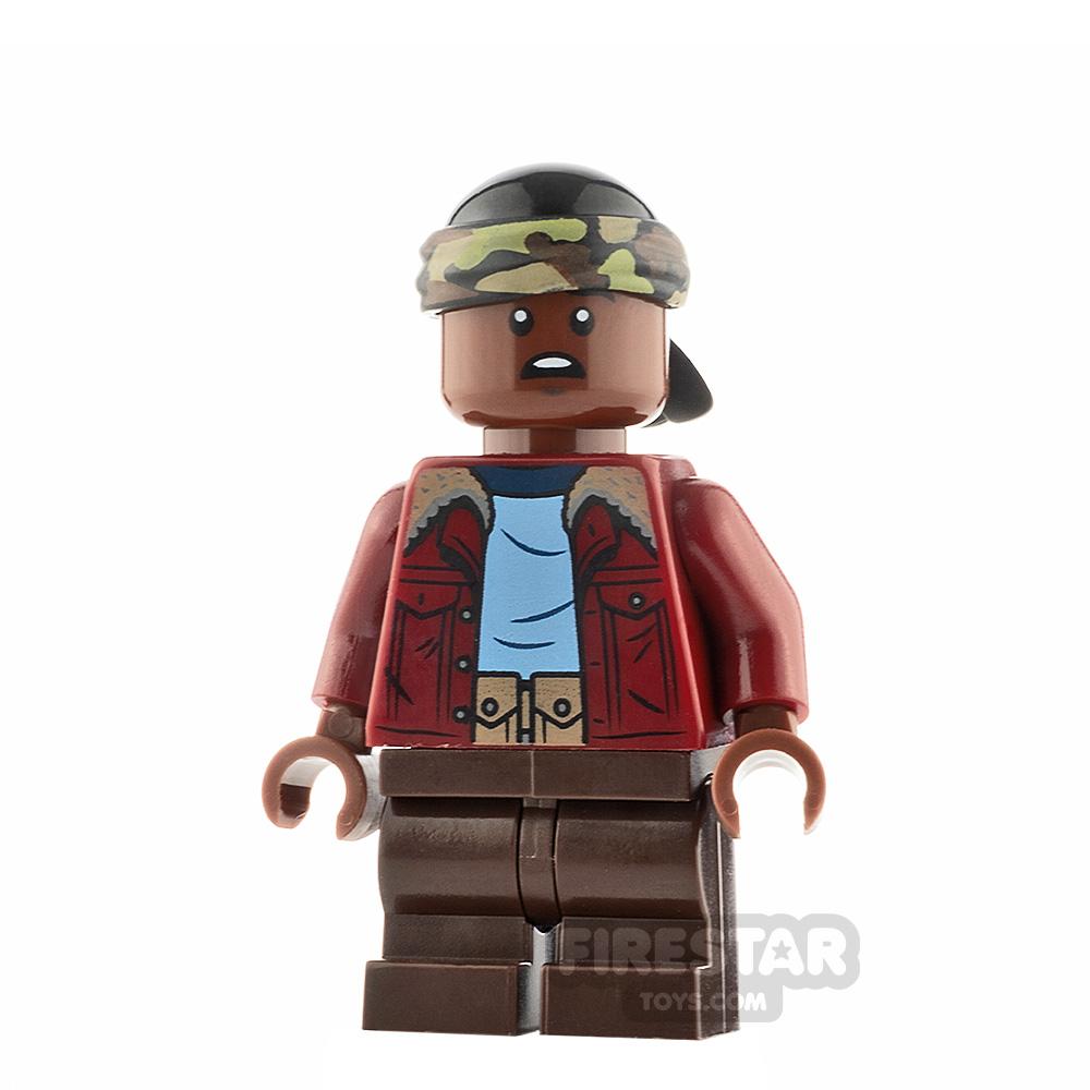 LEGO Stranger Things Minifigure Lucas Sinclair