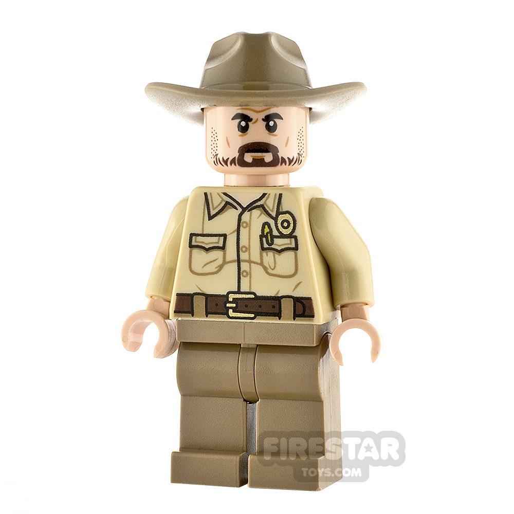 LEGO Stranger Things Minifigure Chief Jim Hopper