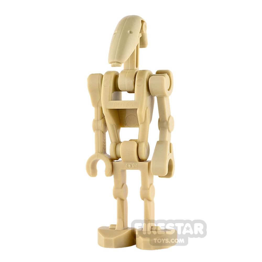 LEGO Star Wars Mini Figure - Battle Droid - Straight Arm