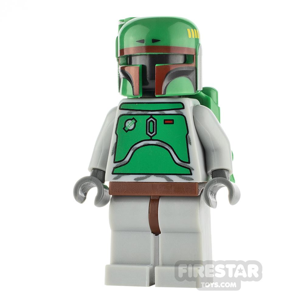 LEGO Star Wars Minifigure Boba Fett