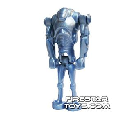 LEGO Star Wars Mini Figure - Blue Super Battle Droid