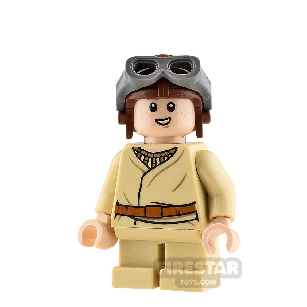 LEGO Star Wars Minifigure Anakin Skywalker Aviator Cap