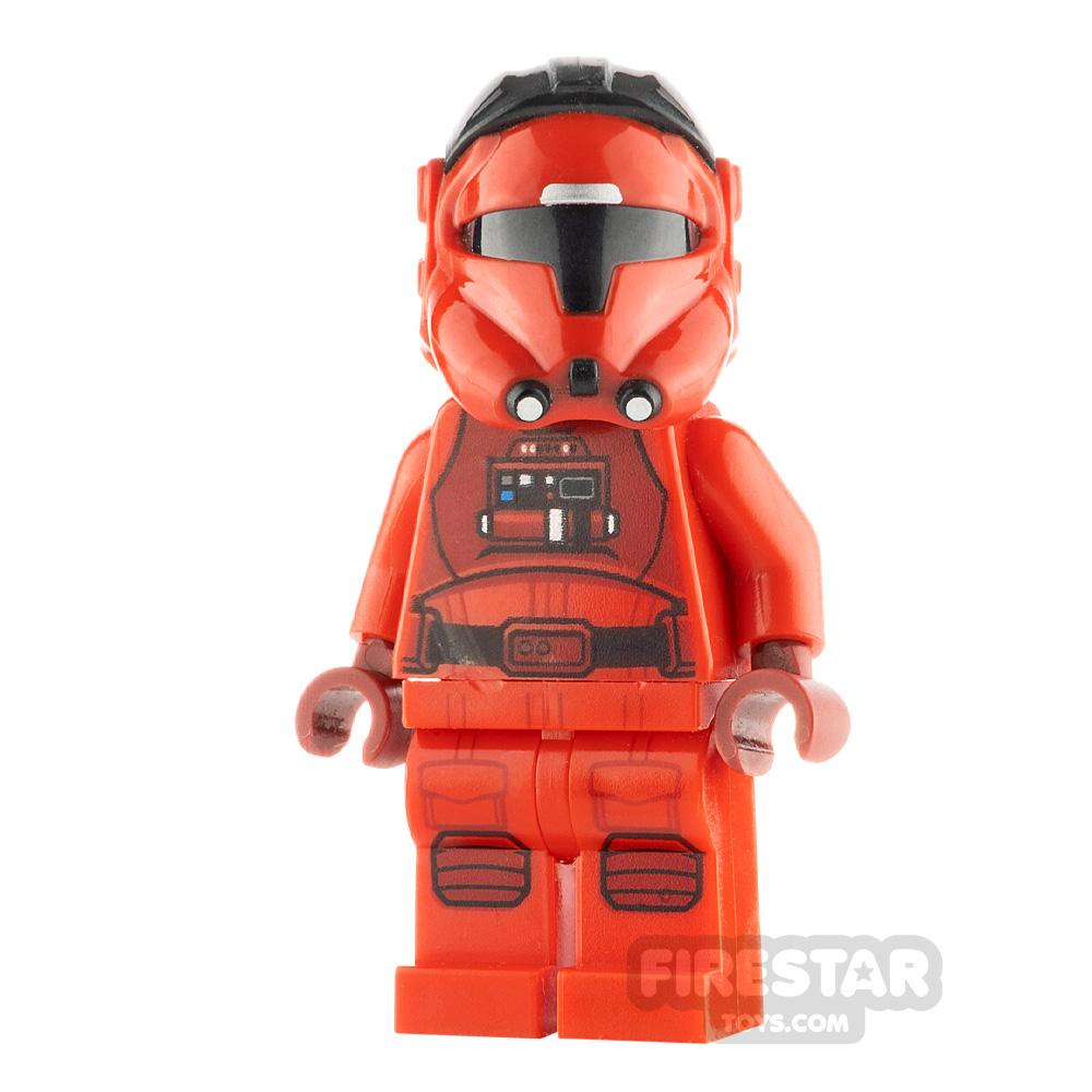 LEGO Star Wars Minifigure Major Vonreg