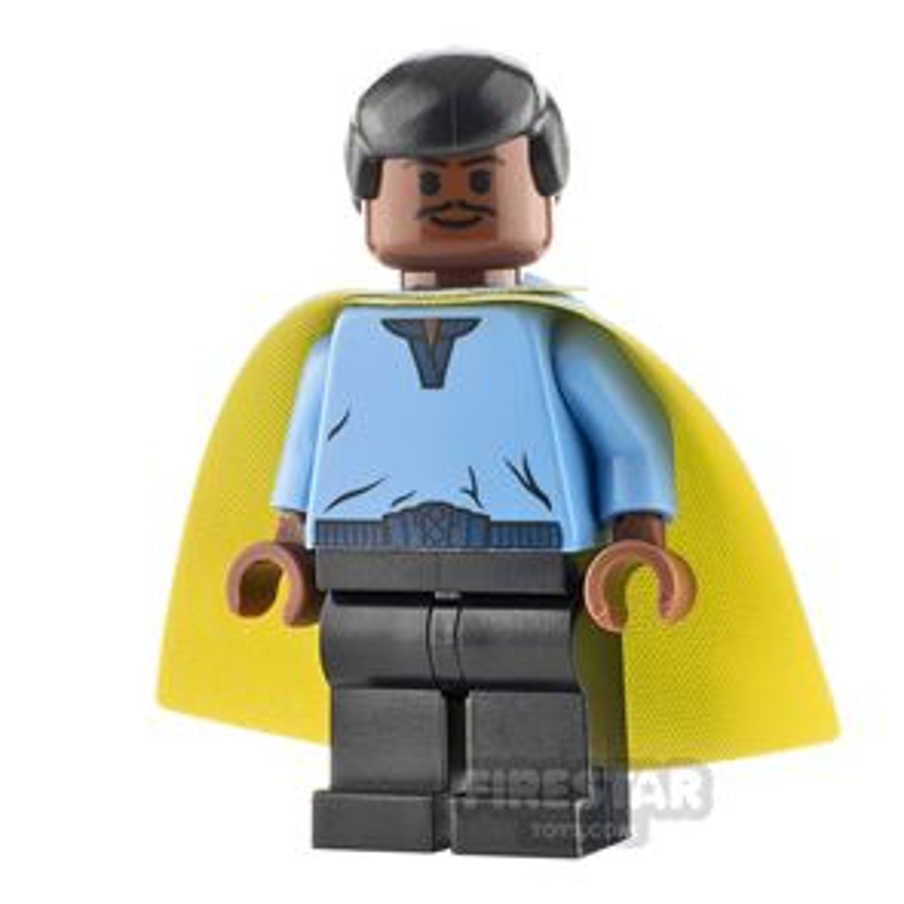 LEGO Star Wars Minifigure Lando Calrissian Cloud City