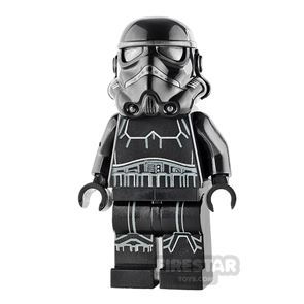 LEGO Star Wars Minifigure Shadow Trooper Dual Molded Helmet
