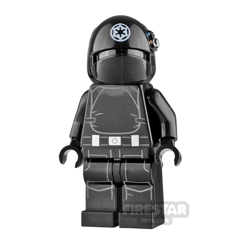 LEGO Star Wars Minifigure Imperial Gunner White Logo
