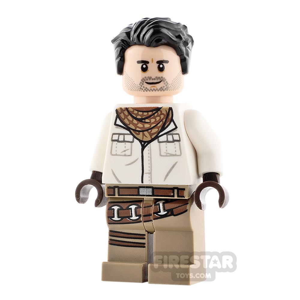 LEGO Star Wars Minifigure Poe Dameron