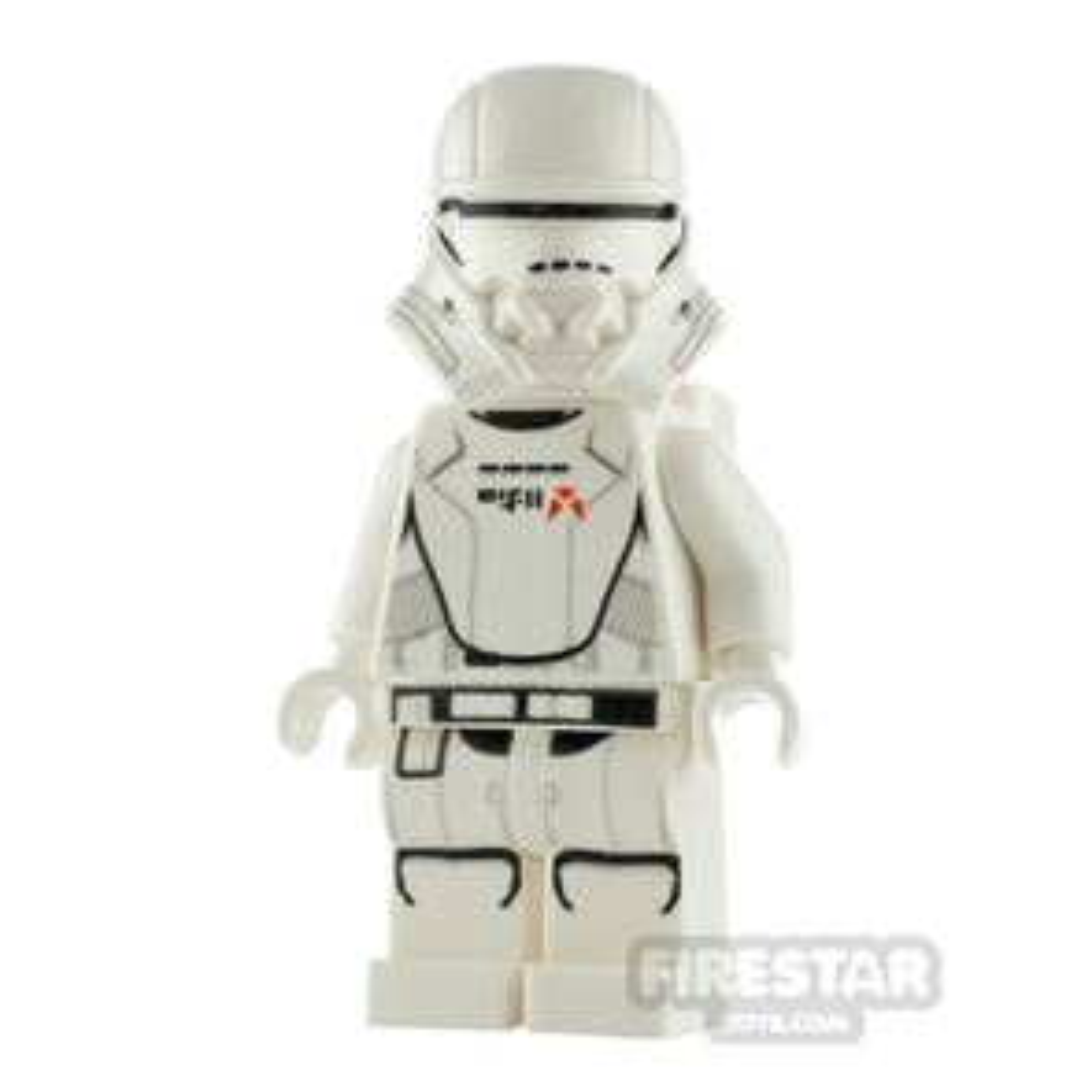 LEGO Star Wars Minifigure First Order Jet Trooper