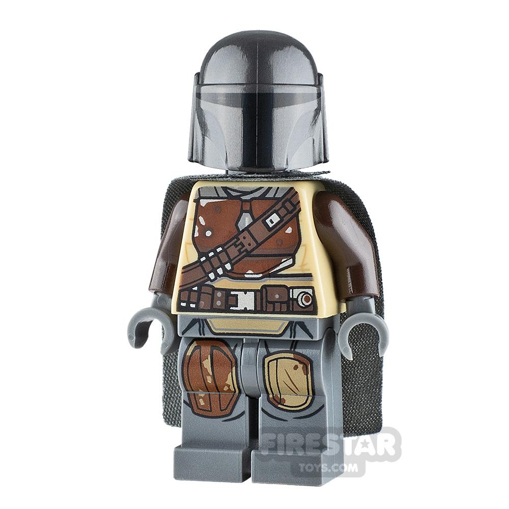 LEGO Star Wars Minifigure The Mandalorian Durasteel Armour