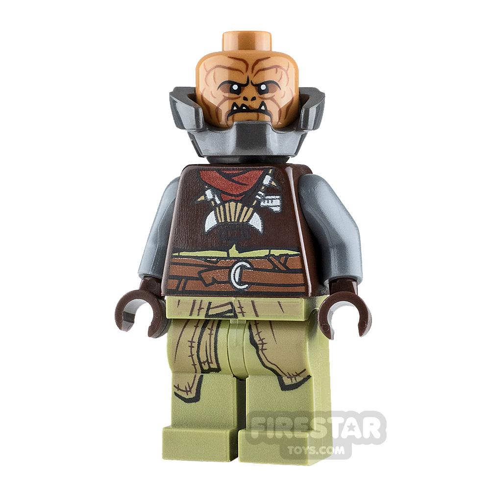 LEGO Star Wars Minifigure Klatooinian Raider with Armour