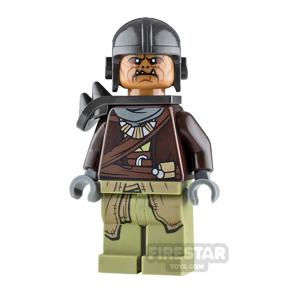 LEGO Star Wars Minifigure Klatooinian Raider with Helmet