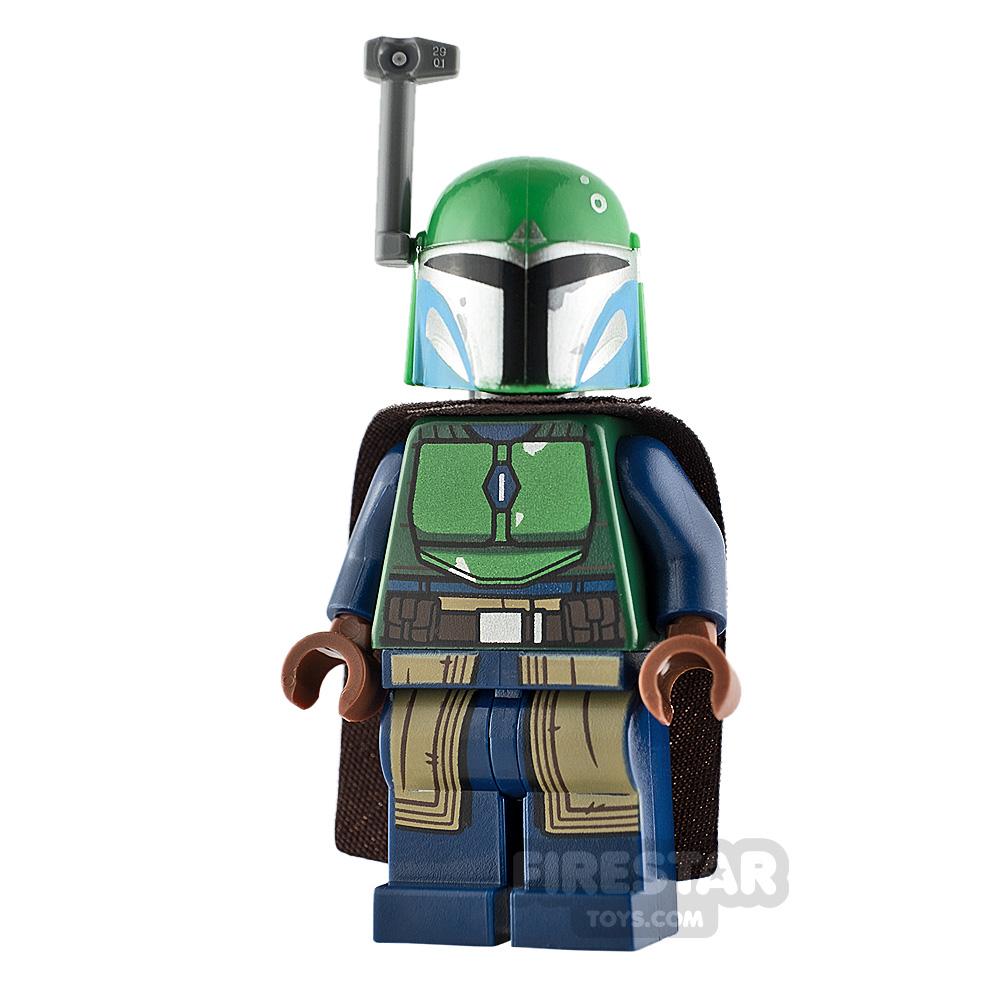 LEGO Star Wars Minifigure Mandalorian Warrior Female