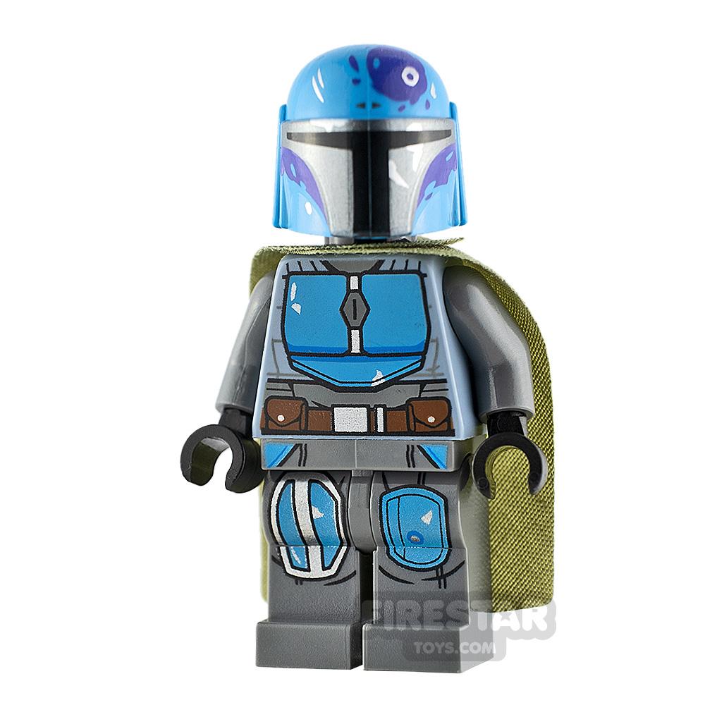 LEGO Star Wars Minifigure Mandalorian Warrior Male