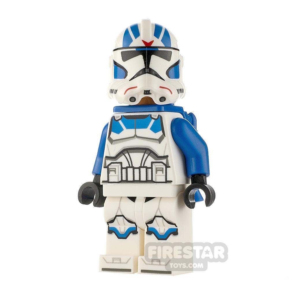LEGO Star Wars Minifigure 501st Jet Trooper