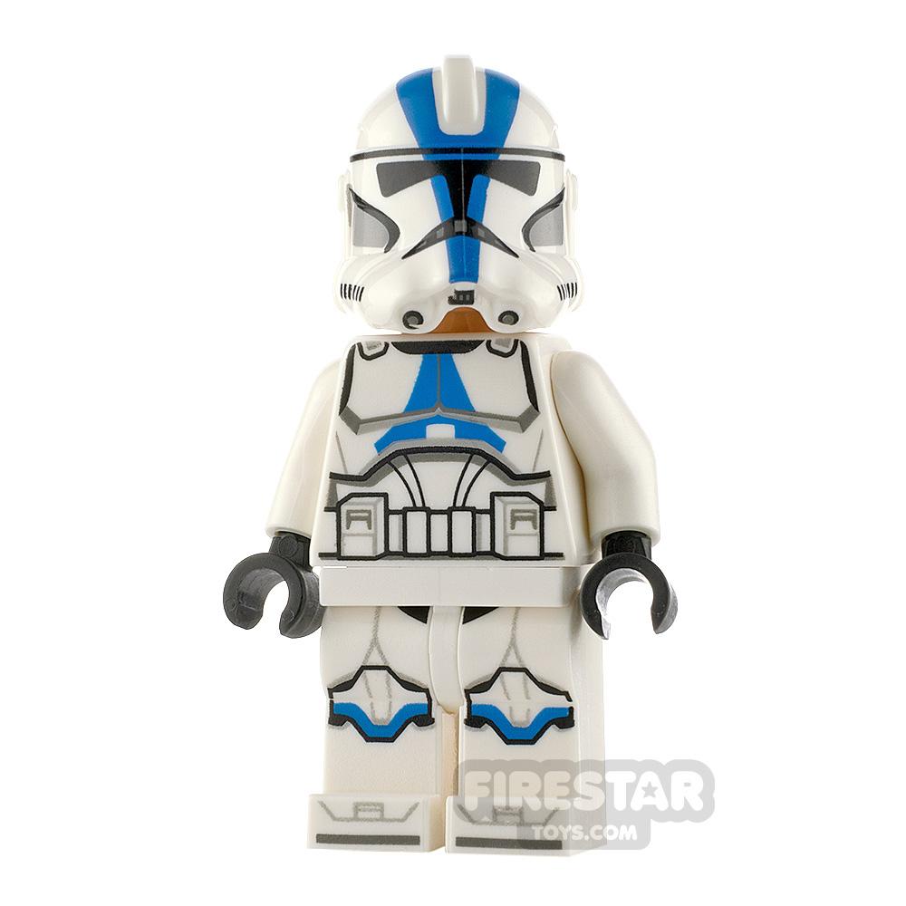 LEGO Star Wars Minifigure 501st Clone Trooper