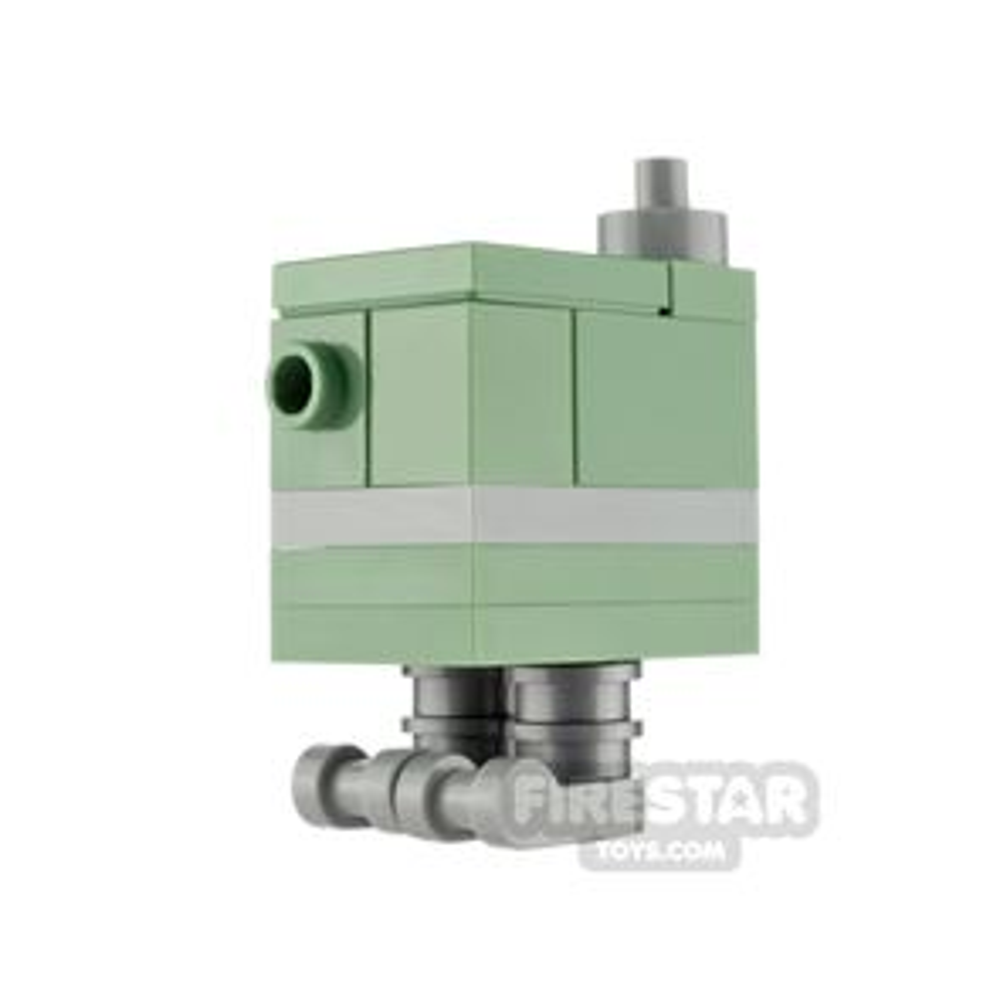 LEGO Star Wars Minifigure Gonk Droid Sand Green