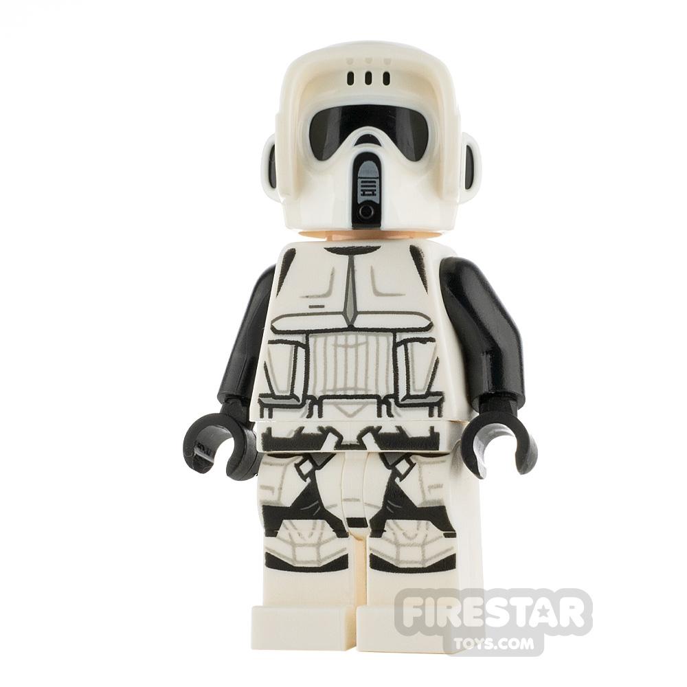 LEGO Star Wars Minifigure Scout Trooper Dual Molded Helmet