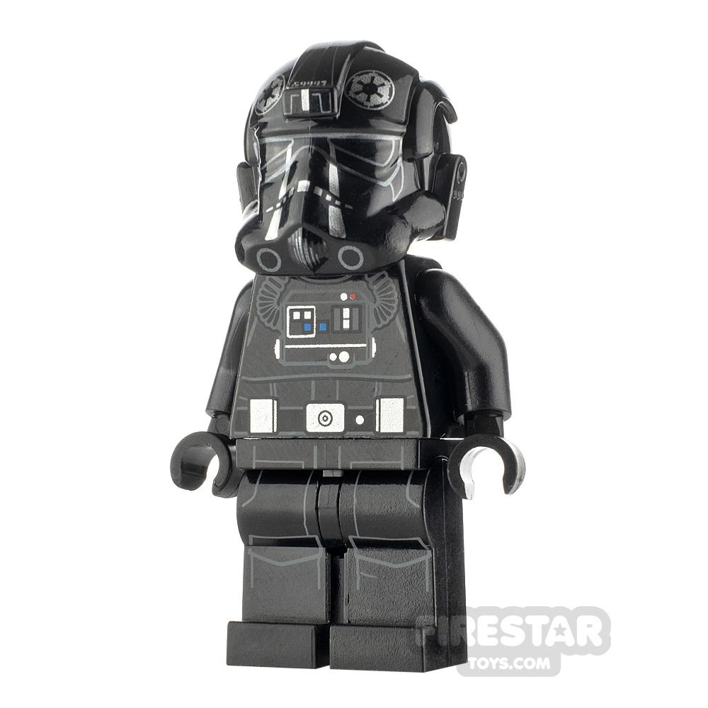 LEGO Star Wars Minifigure TIE Fighter Pilot Frown