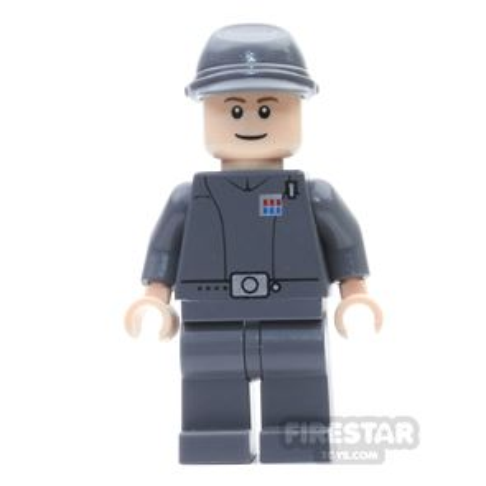 LEGO Star Wars Mini Figure - Imperial Officer - Cavalry Kepi