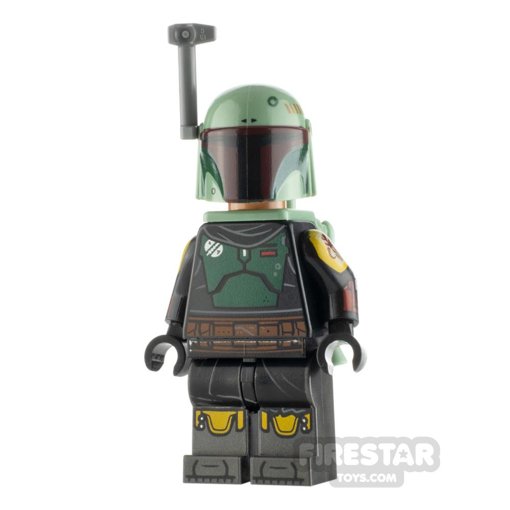 LEGO Star Wars Minifigure Boba Fett Beskar Armour